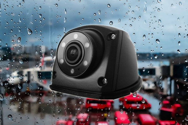 Fleet Witness IP69K Cameras